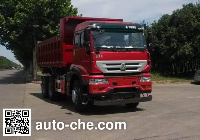 斯达-斯太尔牌ZZ3251N4241E1自卸汽车