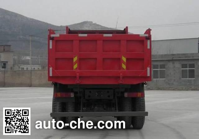 Sida Steyr ZZ3253N4241D1 dump truck