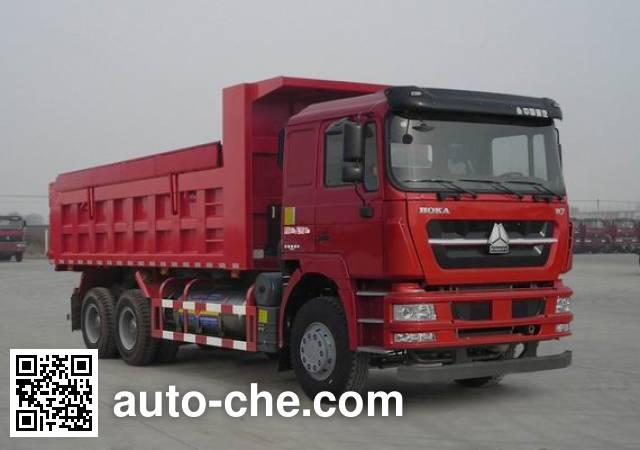 Sida Steyr ZZ3253N4641E1L dump truck