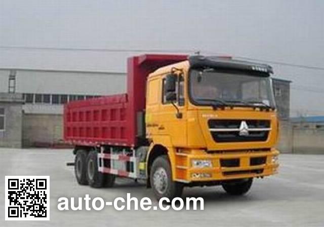 Sida Steyr ZZ3253N4941D1 dump truck