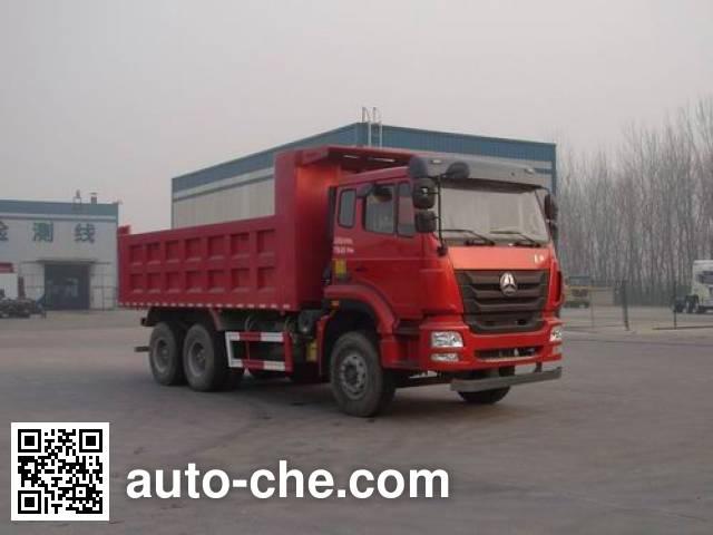 Sinotruk Hohan ZZ3255N3646E1 dump truck