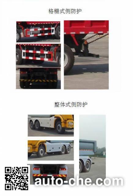 Sinotruk Hohan ZZ3255N4046D1 dump truck