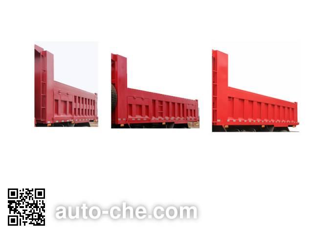 Sinotruk Hohan ZZ3255N4046D1L dump truck