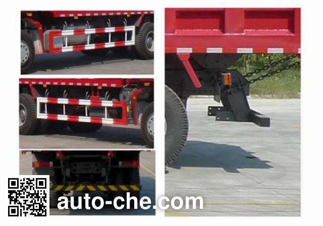 Sinotruk Hohan ZZ3255N4946D1 dump truck