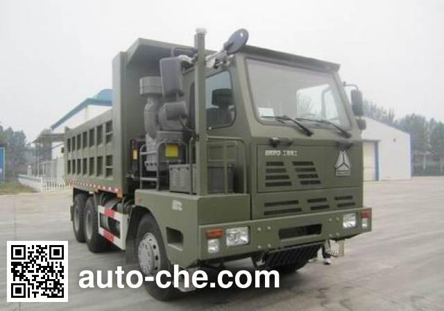 威泺牌ZZ3259M364PC3自卸汽车