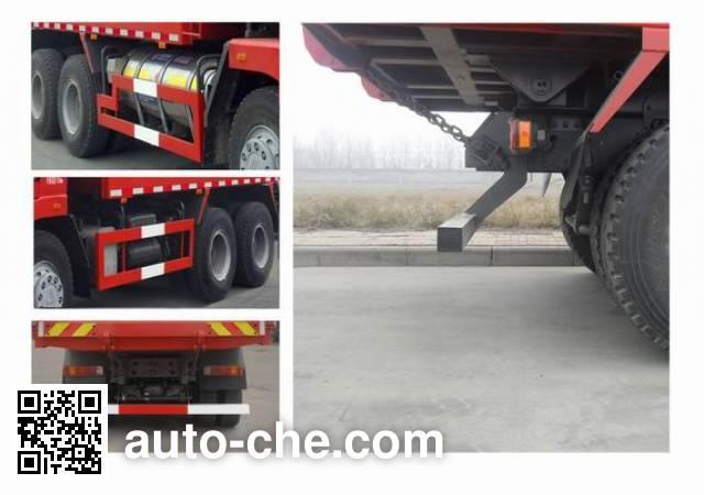 Sinotruk Wero ZZ3259N384PE3L dump truck