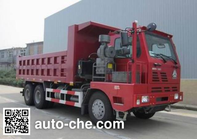 威泺牌ZZ3259N434PC3自卸汽车