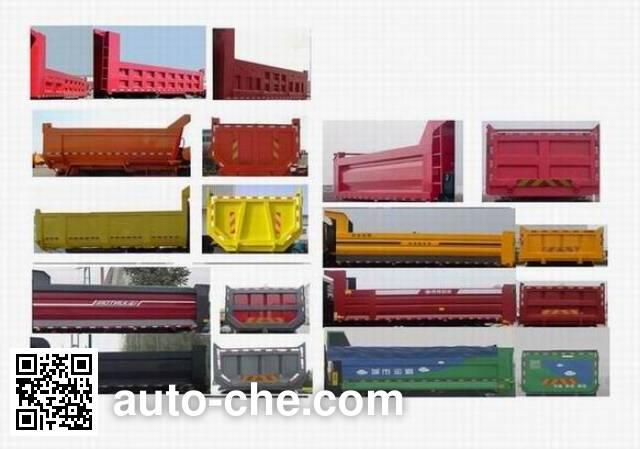 Sida Steyr ZZ3313N4261E1N dump truck