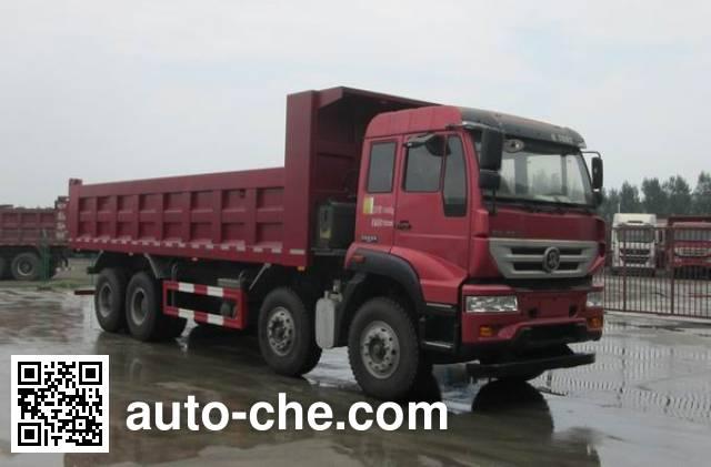 斯达-斯太尔牌ZZ3311N386GE1自卸汽车