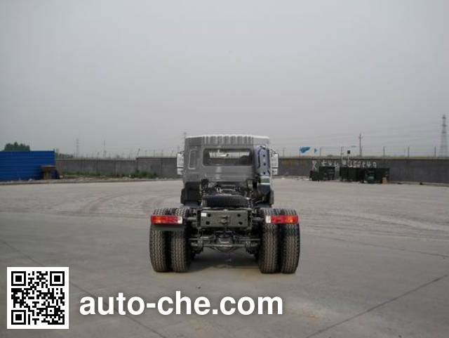 Sida Steyr ZZ3313N326GE1 dump truck chassis