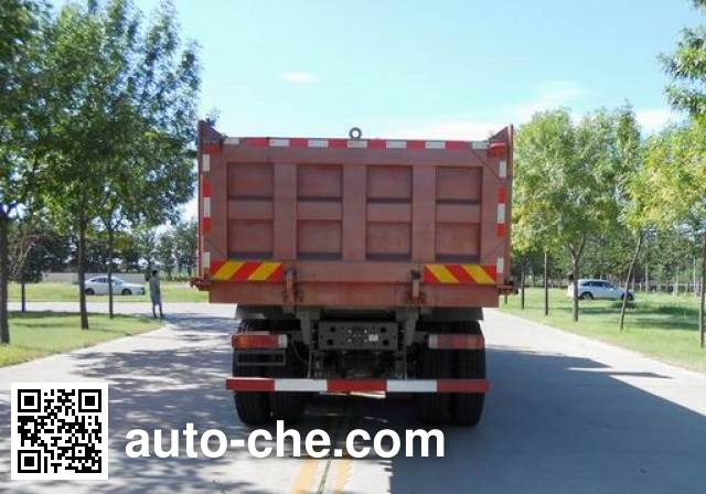 斯达-斯太尔牌ZZ3313N3861E1N自卸汽车