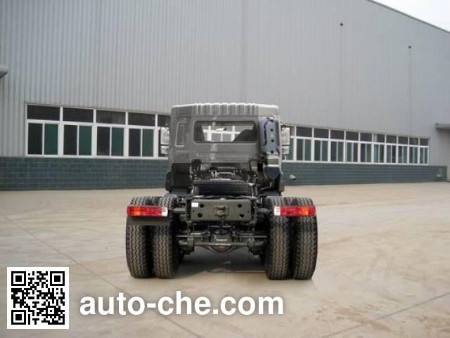 Sida Steyr ZZ3313N386GE1 dump truck chassis