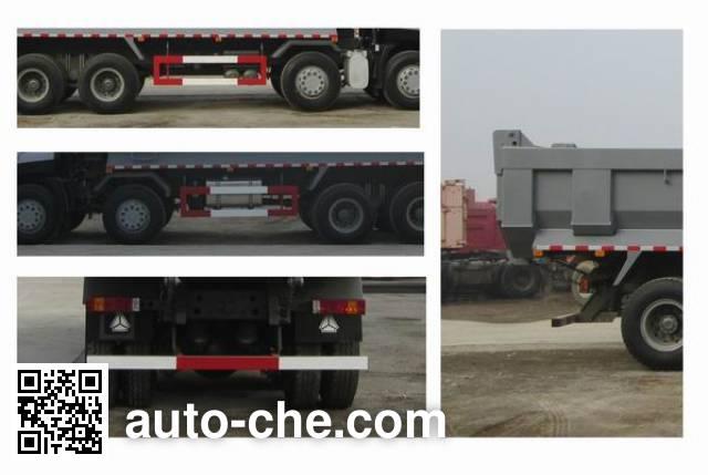 Sida Steyr ZZ3313N386GE1 dump truck