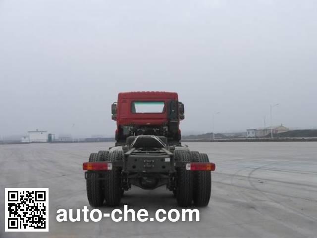 Sida Steyr ZZ3313N4261E1N dump truck chassis