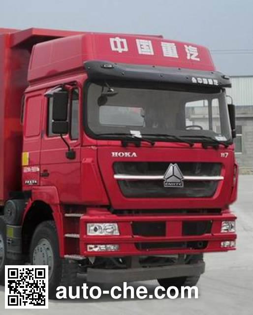 Sida Steyr ZZ3313N4661E1L dump truck