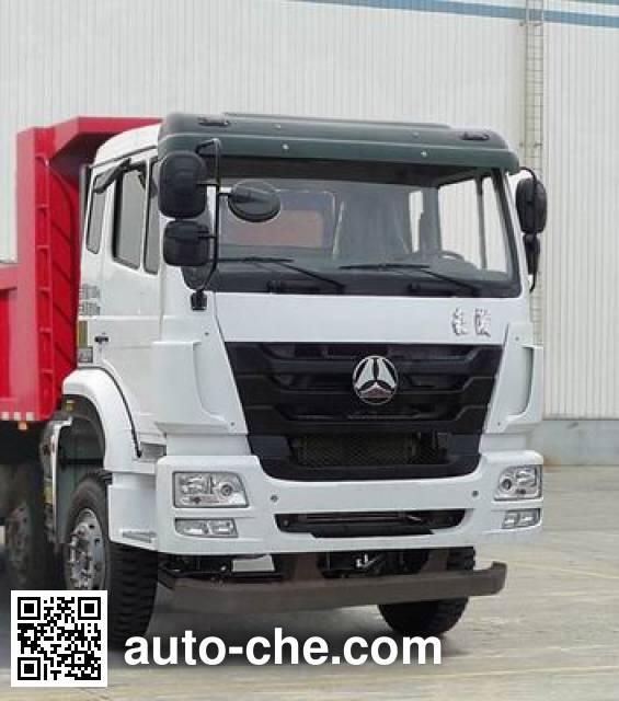 Sinotruk Hohan ZZ3315M3866D1 dump truck