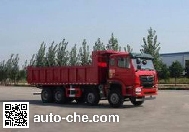 豪瀚牌ZZ3315N2866D1自卸汽车