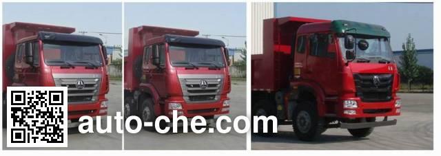 Sinotruk Hohan ZZ3315M2863D1 dump truck