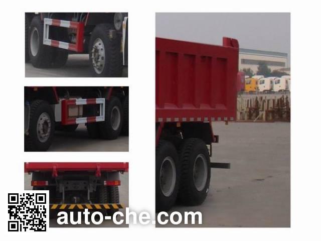 豪瀚牌ZZ3315N3866E1自卸汽车