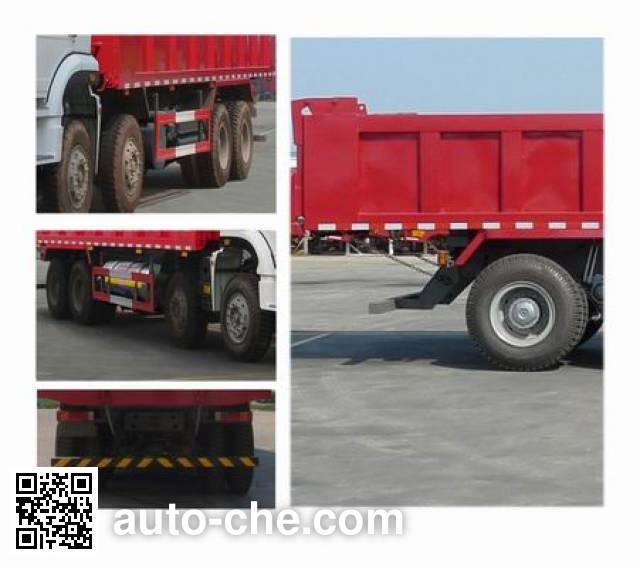 Sinotruk Hohan ZZ3315N3866E1L dump truck