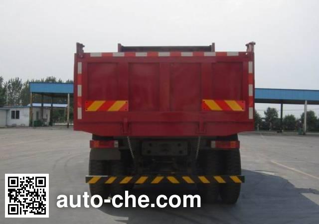 豪瀚牌ZZ3315N4066D1自卸汽车