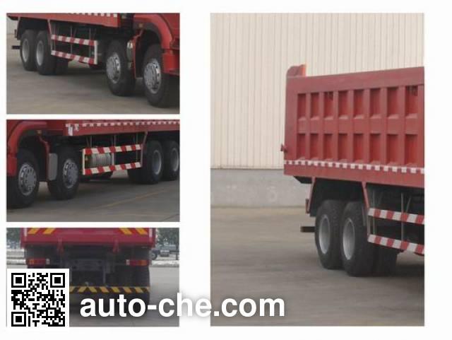 豪瀚牌ZZ3315N4666E1自卸汽车