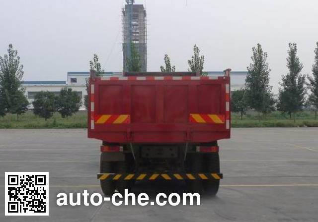 豪瀚牌ZZ3315N4866E1C自卸汽车