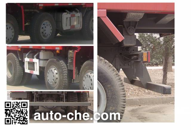 Sinotruk Howo ZZ3317N3067D1 dump truck