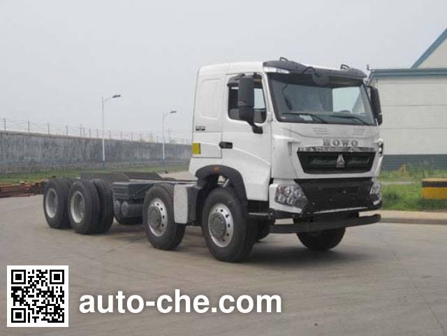 Sinotruk Howo ZZ3317N386WE1 dump truck chassis