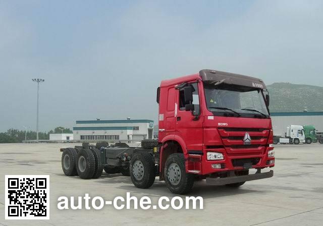 Sinotruk Howo ZZ3317N4067E1 dump truck chassis