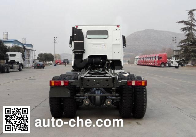 Sinotruk Howo ZZ3317V356HE1 dump truck chassis