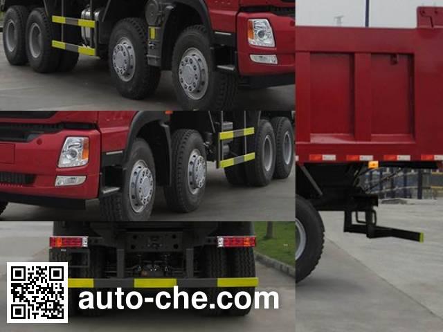 Homan ZZ3318M60EB2 dump truck