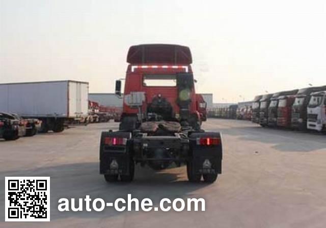 Sida Steyr ZZ4181M3611D1 tractor unit