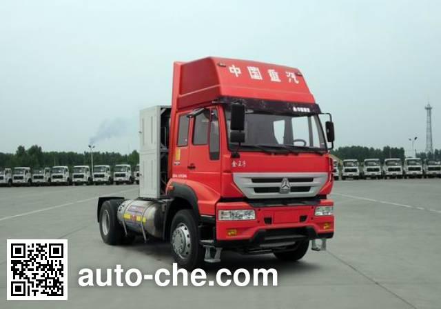 Sida Steyr ZZ4181N4211E1L tractor unit