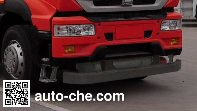 Huanghe ZZ1164K4516D1 truck chassis