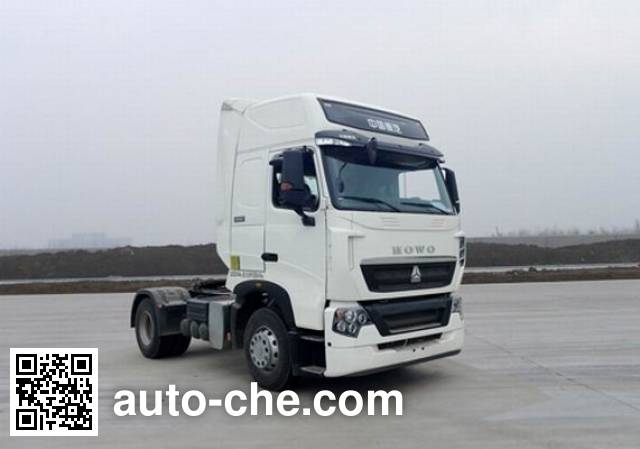 Sinotruk Howo ZZ4187N361HD1Z container carrier vehicle