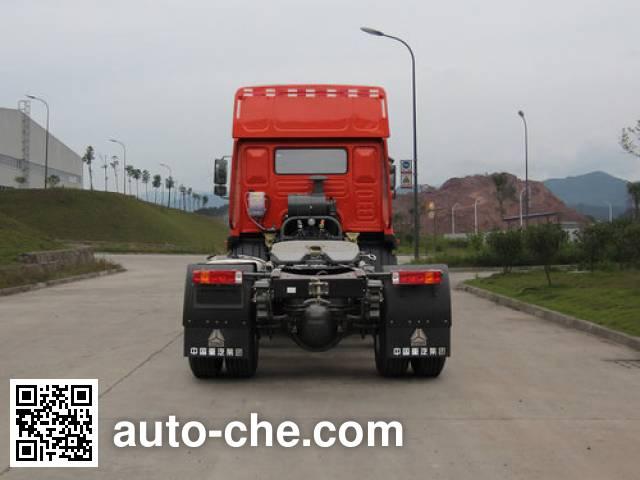 Homan ZZ4188K10EB0 tractor unit