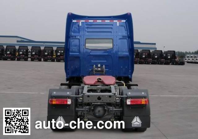 Sinotruk Wero ZZ4189M461CC1Z container carrier vehicle