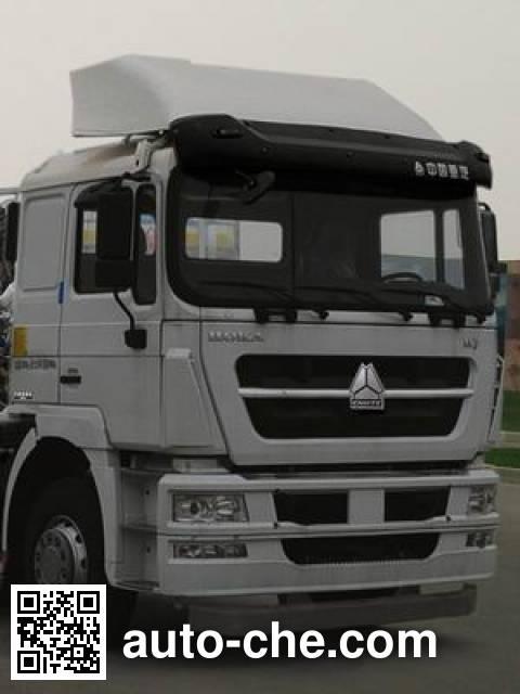 Sida Steyr ZZ4253N25C1E1L tractor unit