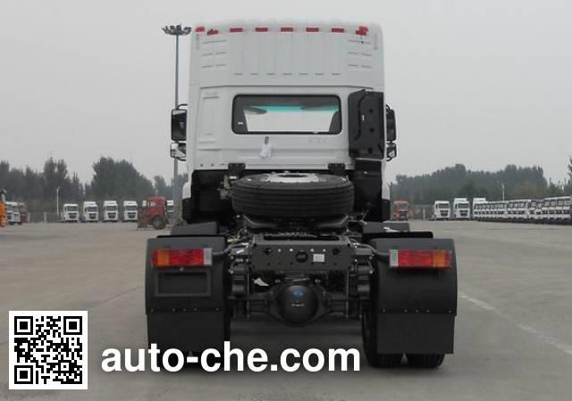 Sida Steyr ZZ4253N27C1E1BN tractor unit