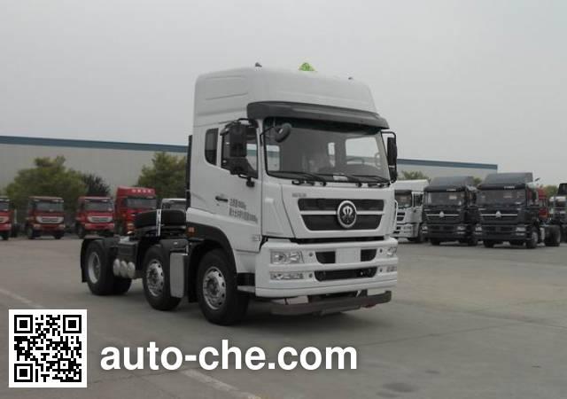 Sida Steyr ZZ4253N27C1E1NW dangerous goods transport tractor unit