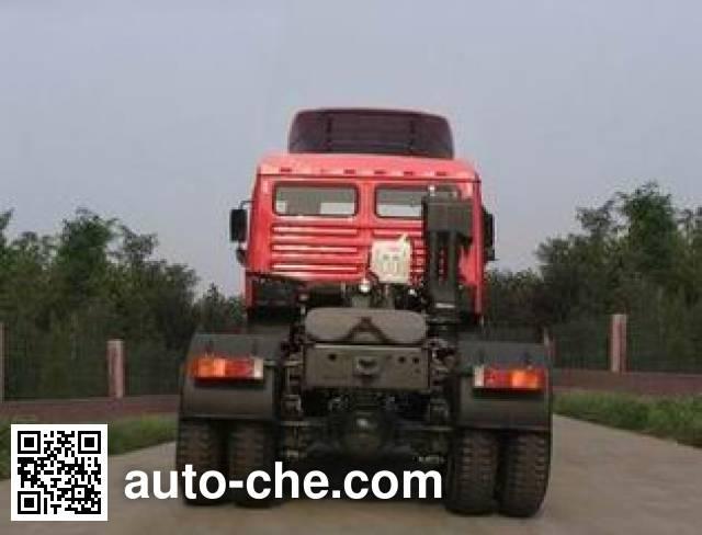 Sida Steyr ZZ4253N3241C tractor unit