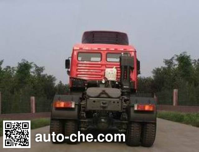 Sida Steyr ZZ4253N3241CZ container carrier vehicle