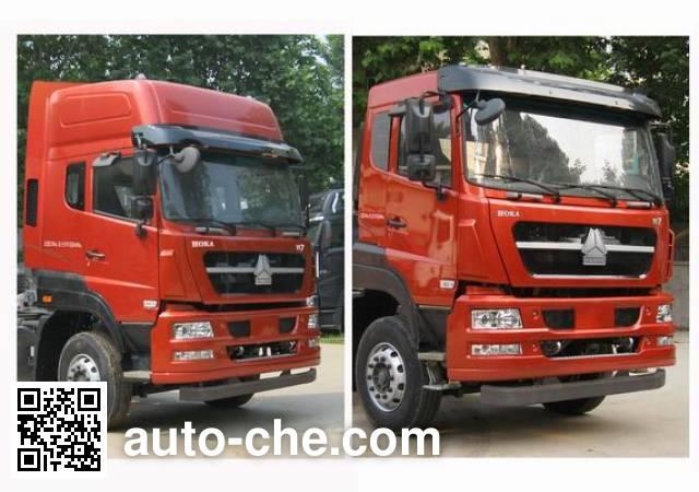 Sida Steyr ZZ4253N3241D1BN tractor unit
