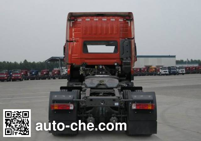 Sida Steyr ZZ4253N3241E1NW dangerous goods transport tractor unit
