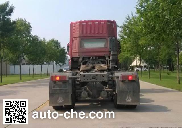 Sida Steyr ZZ4253N324GE1W dangerous goods transport tractor unit