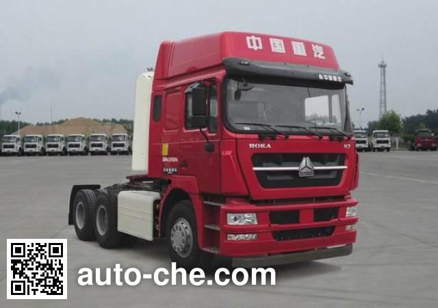 Sida Steyr ZZ4253N3841E1C tractor unit