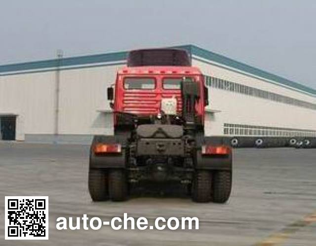Sida Steyr ZZ4253S3241CZ container carrier vehicle
