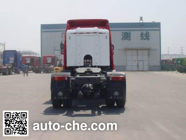 Sinotruk Hohan ZZ4255N27C6E1C tractor unit