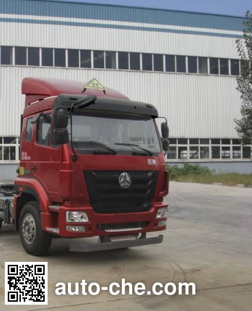 Sinotruk Hohan ZZ4255N3243E1W tractor unit